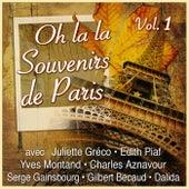 Oh La La - Souvenirs de Paris Vol. 1 von Various Artists