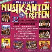 Das große Musikantentreffen Folge 15 von Various Artists