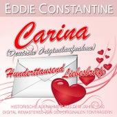 Carina / Hunderttausend Liebesbriefe by Eddie Constantine