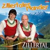 Hereinspaziert ins Zillertal von Zillertaler Mander