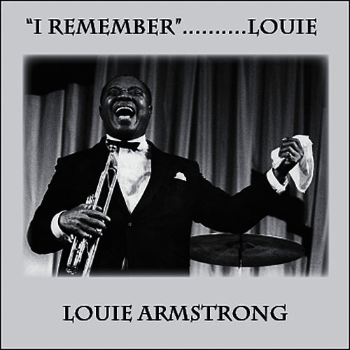 I Remember.......Louie by Lionel Hampton