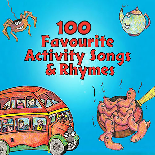 100 Favourite Activity Songs & Rhymes by The Jamborees