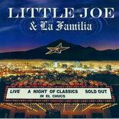 A Night of Classics in El Chuco by Little Joe And La Familia
