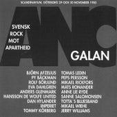 Svensk rock mot apartheid by Various Artists