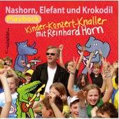 Nashorn, Elefant und Krokodil Playback von Reinhard Horn