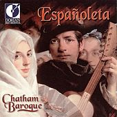 Chamber Music (Baroque) - Sanz, G. / Castro, F.J. De / Huete, D.F. De / Ortiz, D. / Falconieri, A. (Espanoleta) by Becky Baxter