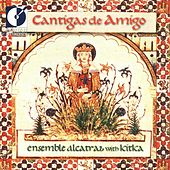 Vocal Music (Cantigas De Amigo - 13Th Century Galician-Portuguese Songs and Dances of Love, Longing and Devotion) by Various Artists
