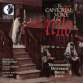Mendelssohn, Felix: Cello Sonata No. 2 / Ben-Haim, P.: Songs Without Words (The Cantorial Voice of the Cello) by Coenraad Bloemendal