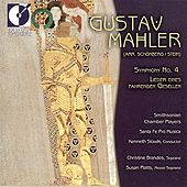 Mahler, G.: Symphony No. 4 / Lieder Eines Fahrenden Gesellen by Various Artists