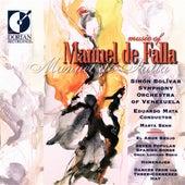Falla, M. De: Amor Brujo (El) / 7 Canciones Populares Espanolas / Homenajes / El Sombrero De Tres Picos by Various Artists
