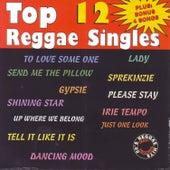Top 12 Reggae Singles by Various Artists
