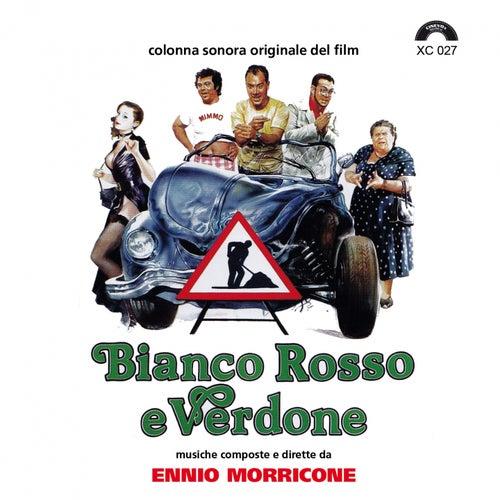 Bianco rosso e Verdone (Colonna sonora originale del film) by Ennio Morricone