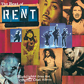 The Best Of Rent by The Original Broadway Cast