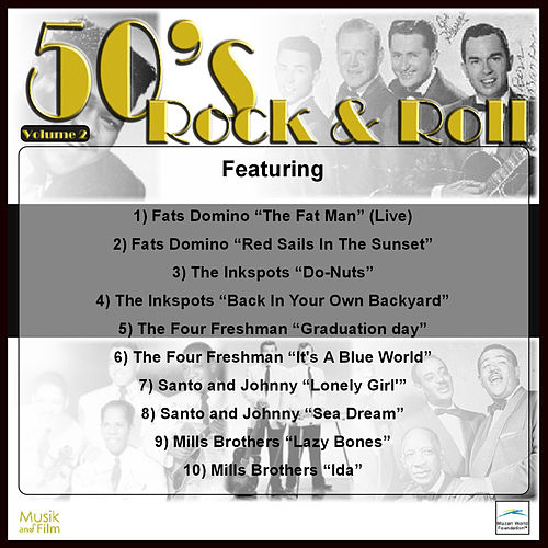 50's Rock and Roll, Vol. 3 by Various Artists