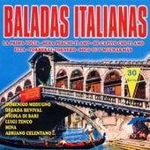 Baladas Italianas 30 Grandes Exitos de Various Artists