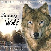 White Haired Sunrise by Bunny Sings Wolf