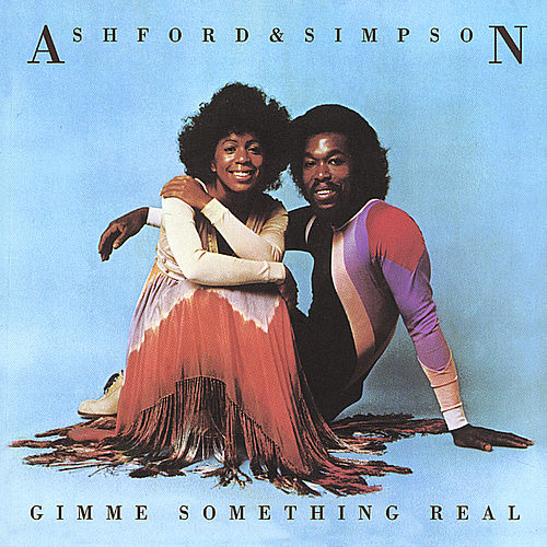 Ashford and Simpson Maybe I Can Find It - So So Satisfied