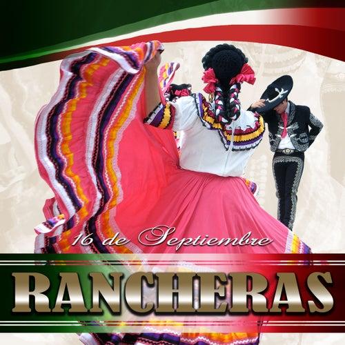 16 de Septiembre: Rancheras (Vol. 2) by Various Artists