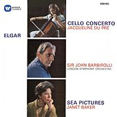 Cello Concierto, Sea Pictures by Edward Elgar