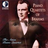 Brahms, J.: Piano Quartets Nos. 2 and 3 (The Ames Piano Quartet) by Ames Piano Quartet