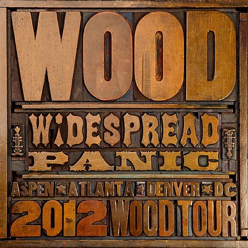 Wood (Live) by Widespread Panic