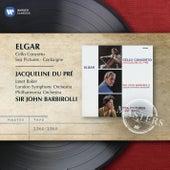 Elgar: Cello Concerto - Sea Pictures - Overture: 'Cockaigne' de Jacqueline Du Pré