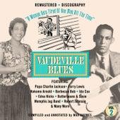 Vaudeville Blues Salty Dog Blues de Various Artists
