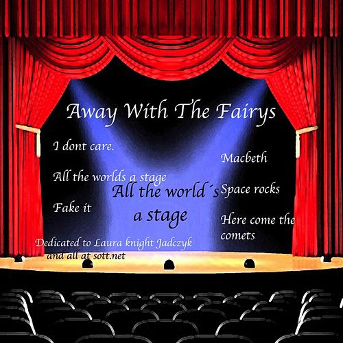 all of lifes a stage