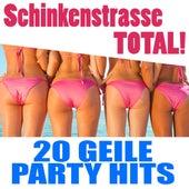 Schinkenstrasse Total! 20 geile Party Hits von Bierstrassen Cowboys