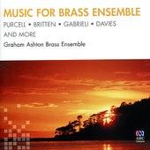 Music for Brass Ensemble by The Graham Ashton Brass Ensemble