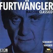 Wilhelm Furtwängler: Schubert, Wagner by Wilhelm Furtwängler
