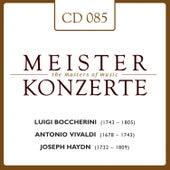 Boccherini - Vivaldi - Haydn von Pierre Fournier
