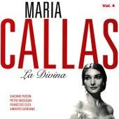 La Divina Vol. 4 von Maria Callas