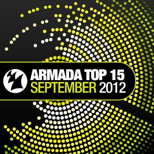 Armada Top 15 - September 2012 by Various Artists