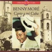 Canto a mi Cuba de Beny More