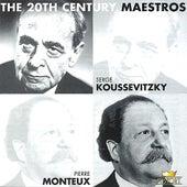Serge Koussevitzky de Various Artists