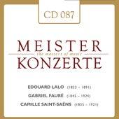 Edouard Lalo - Gabriel Fauré - Camille Saint-Saens von Various Artists