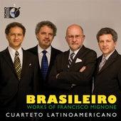 Brasileiro: Works of Francisco Mignone by Cuarteto Latinoamericano