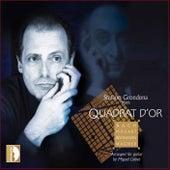 Johann Sebastian Bach, Wolfgang Amadeus Mozart, Ludwig van Beethoven, Richard Wagner Stefano Grondona plays Quadrant d'or by Stefano Grondona