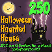 Halloween Haunted House - 250 Tracks Of Terrifying Horror Music & Spooky Scary Sounds von Halloween FX Productions