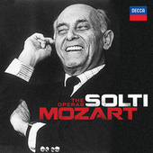 Solti - Mozart - The Operas by Sir Georg Solti