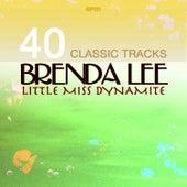 Little Miss Dynamite - 40 Classic Tracks de Brenda Lee