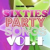 Sixties Party Songs, Vol 4 de Various Artists