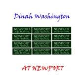 At Newport de Dinah Washington