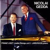Liszt: Lieder, Vol. 2 by Nicolai Gedda