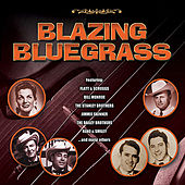 Blazing Bluegrass de Various Artists
