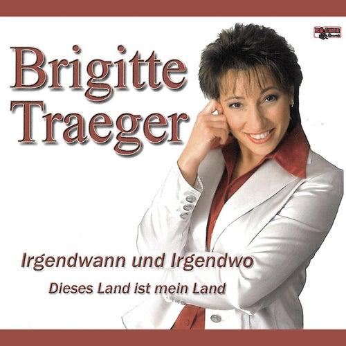 Irgendwann und irgendwo by Brigitte Traeger