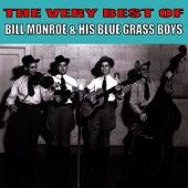 The Very Best of Bill Monroe & His Blue Grass Boys by Bill Monroe & His Bluegrass Boys