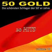 Die Schönsten Schlager Der 50'er Jahre, Vol. 10 de Various Artists