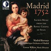 Choral Music (18Th Century) - Nebra, J. / Courcelle, F. (Madrid 1752 - Sacred Music From the Royal Chapel) by Tamara Matthews
